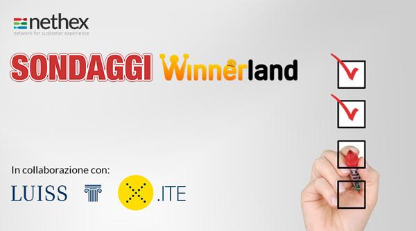 Il contributo di Nethex all'educational. Al via la nuova partnership di Winnerland.com con il Dipartimento Marketing dell'Università LUISS.
