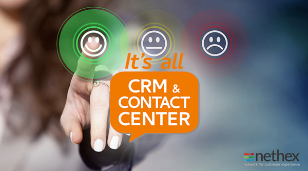 """Lo storytelling di Nethex a """"It's All CRM & Contact Center"""""""